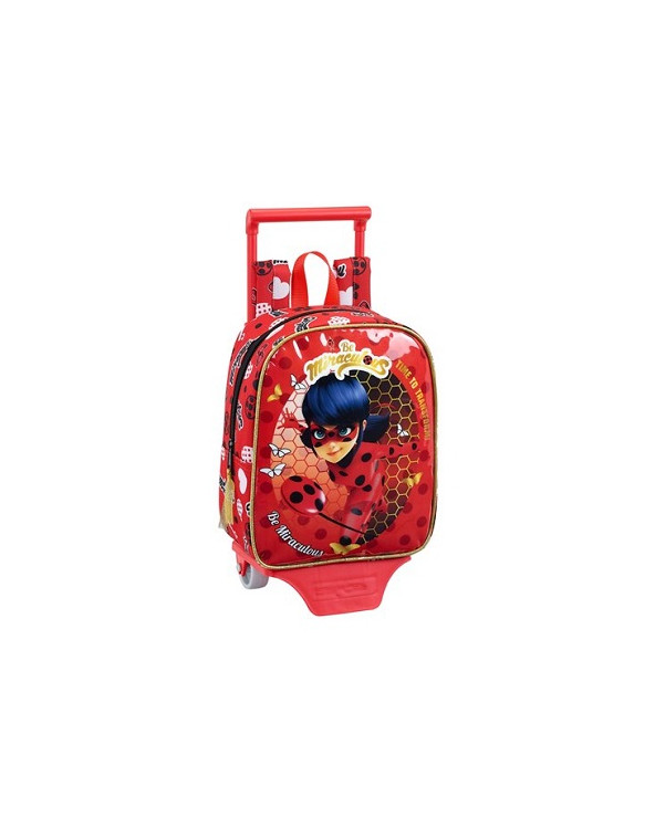 ZAINO ASILO TROLLEY LADY BUG