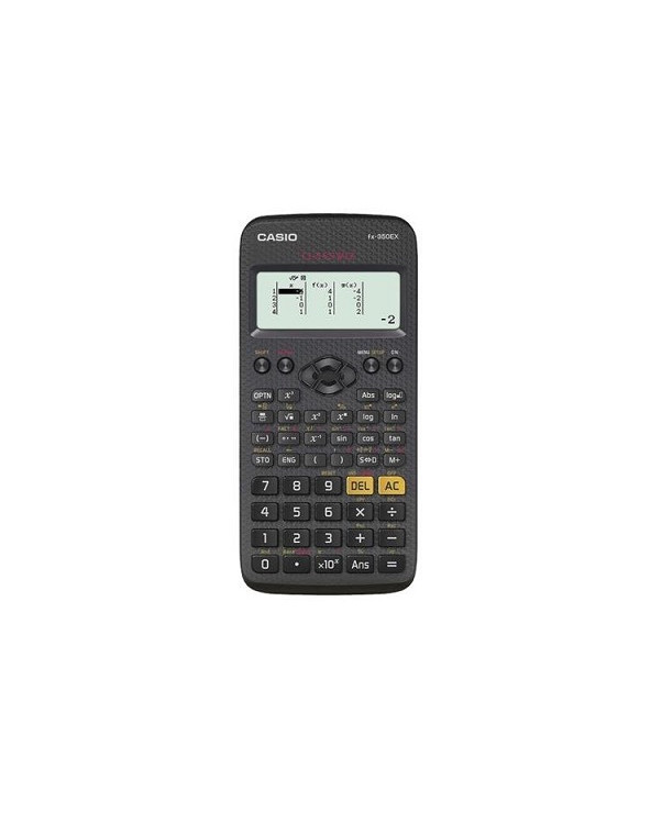 CALCOLATRICE CASIO SCIENTIFICA FX-350EX