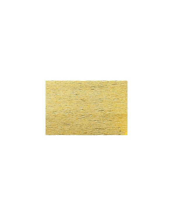 CARTA CRESPA  METAL 0401 ORO