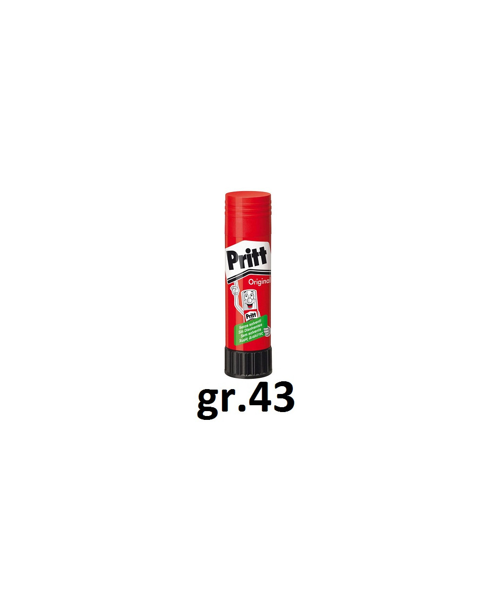 PRITT COLLA STICK GR.43